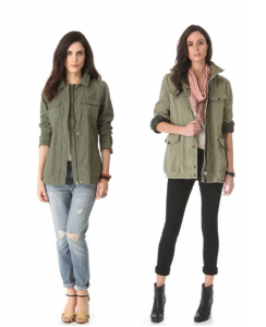 army-fatigue-women-jackets-spring-2013