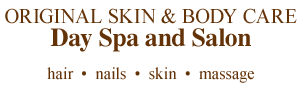 Original Skin & Body Care Logo